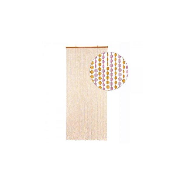 Perleforhæng Mini Diamonds Pink/Orange Perler