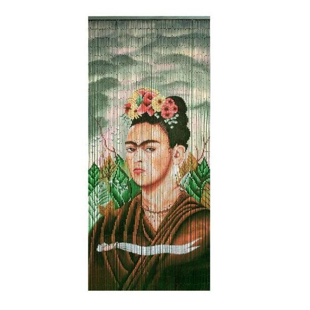 Bambusforhæng Frida Kahlo  Classic